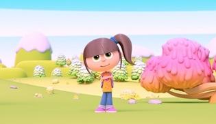 TRT Çocuk'dan yeni bir çizgi dizi daha geliyor: Yade