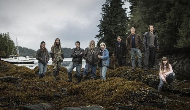 Alaska'yı Mesken Tuttuk yeni sezonuyla Discovery Channel'da başlıyor!