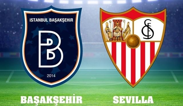 Medipol Başakşehir - Sevilla UEFA Şampiyonlar Ligi play-off karşılaşması TRT1'de!