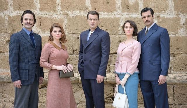 Bir Zamanlar Kıbrıs dizisinden ilk tanıtım yayınlandı!