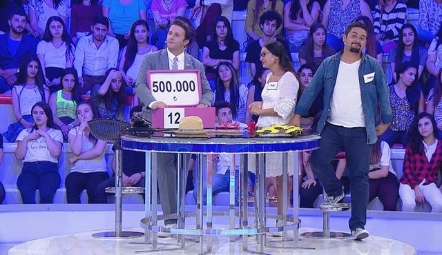 İlker Ayrık' la Var Mısınız Yok Musunuz'da ilk beş yüz bin lira kıl payı kaçtı!