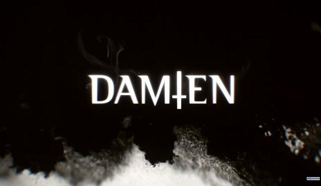 Damien dizisi için yeni bir tanıtım geldi