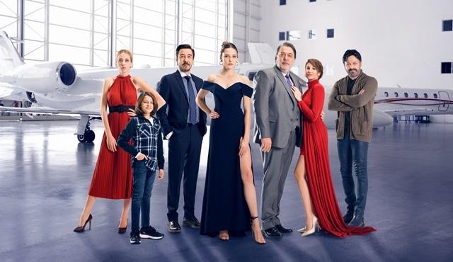 İşte Maraşlı dizisinin gizemli Türel Ailesi!
