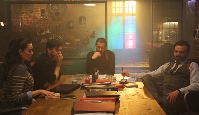 Çember, beşinci filmi Acı İntikam ile devam ediyor!