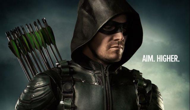 Arrow'dan iki tanıtım birden geldi