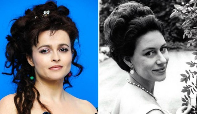 The Crown'dan Helena Bonham Carter'lı ve Ben Barnes'lı ilk görseller de geldi