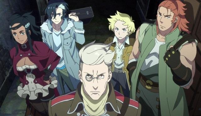 Netflix, anime kataloğunu yeni yapımlarla genişletiyor
