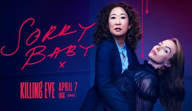 Killing Eve'in ikinci sezonunun final fragmanı yayınlandı