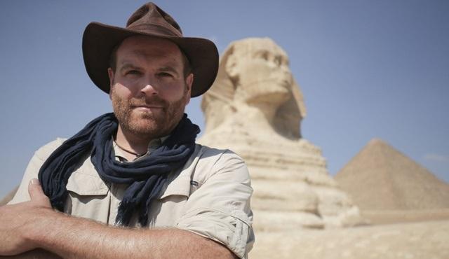 Mısır'da gerçekleşen Lahit Açılışı Discovery Channel'da ekrana gelecek!