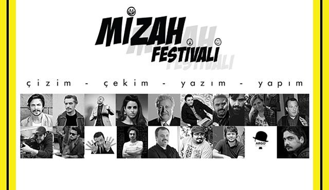 Türkiye'nin ilk 'Mizah Festivali' başlıyor!