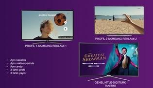 Türkiye'nin ilk hedefli reklam uygulaması Digiturk'ten!