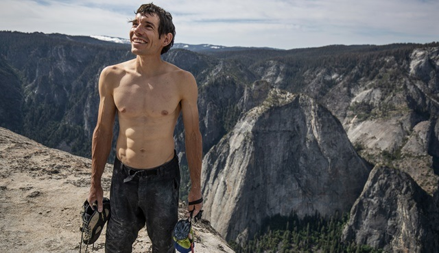 BAFTA ve Oscar ödüllü Free Solo belgeseli National Geographic'te!