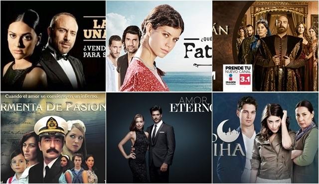 Latin Amerika'yı kasıp kavuran 11 Türk dizisi!
