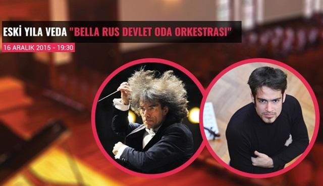 Bellarus Devlet Oda Orkestrası, Boğaziçi Üniversitesi'ne geliyor!