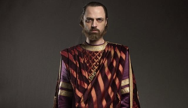 Ertan Saban, Mehmed Bir Cihan Fatihi için Bizans İmparatoru Konstantinos oldu!