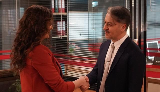 Menajerimi Ara dizisinde Kıraç, Ceyda'nın teklifini kabul ediyor!