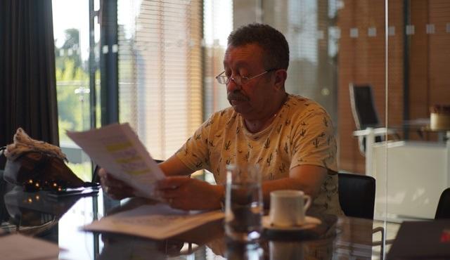 Erkan Can, Saygı – Bir Ercüment Çözer Dizisi'nin kadrosuna katıldı!