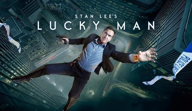 Stan Lee's Lucky Man, 3. sezon onayı aldı