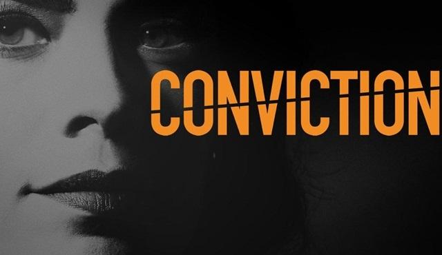ABC, Conviction'ın bölüm sayısını artırmama kararı aldı