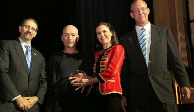 Keshet International'a teknolojik gelişime katkıları nedeniyle iki ödül verildi