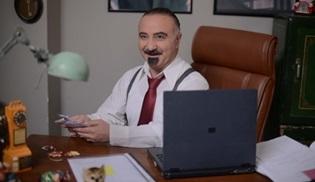Cengiz Bozkurt, Geldim Gördüm Güldüm Show sahnesinde!