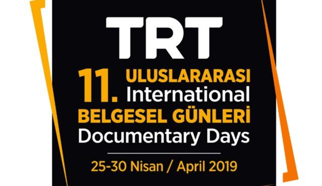 11. TRT Uluslararası Belgesel Günleri başlıyor!