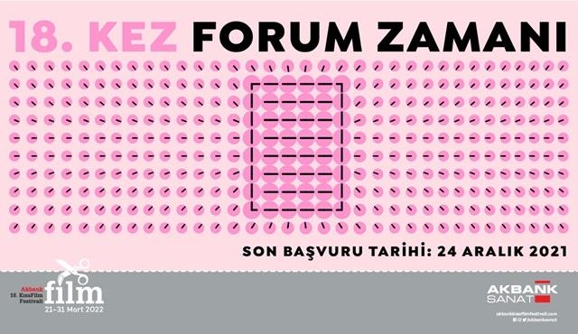 18 Akbank Kısa Film Festivali yarışmasına başvurular başladı!