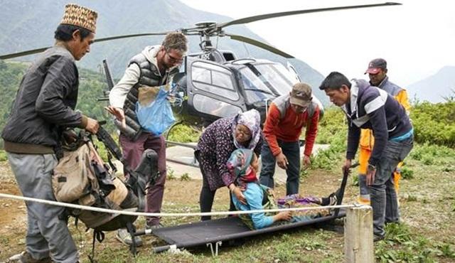 Everest Kurtarma Ekibi Discovery Channel'da başlıyor