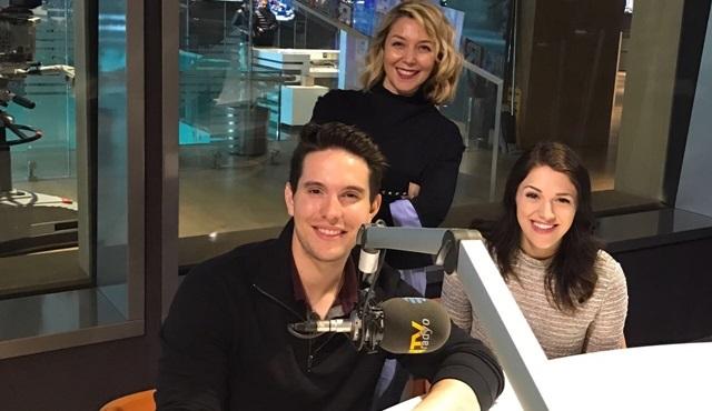 West Side Story oyuncuları NTV Radyo'ya konuk oldu!