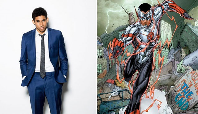 The Flash: Wally West'i Keiynan Lonsdale canlandıracak