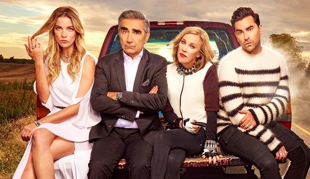 Schitt's Creek dizisi dördüncü sezon onayını aldı