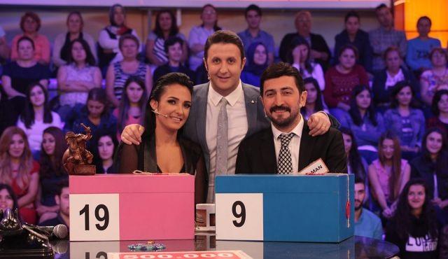 İlker Ayrık'la Var Mısınız Yok Musunuz'da Ferman Toprak ve eşi yarışacak!