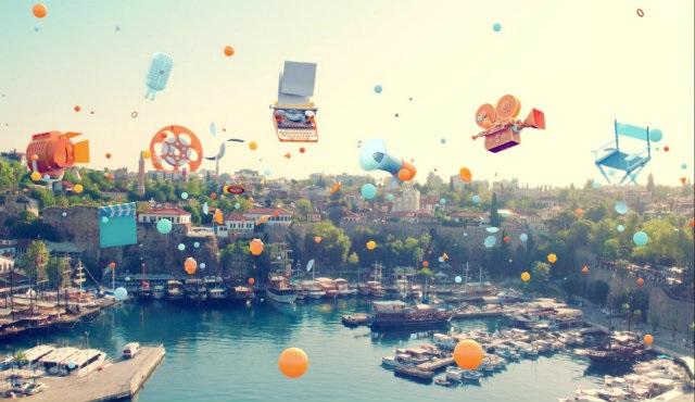 İlhamını Antalya'dan alan tanıtım filmi yayınlandı!