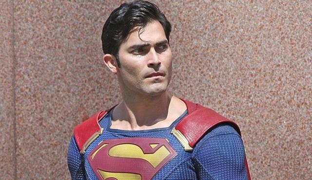 Supergirl'ün 2. sezonundan set fotoğrafları geliyor