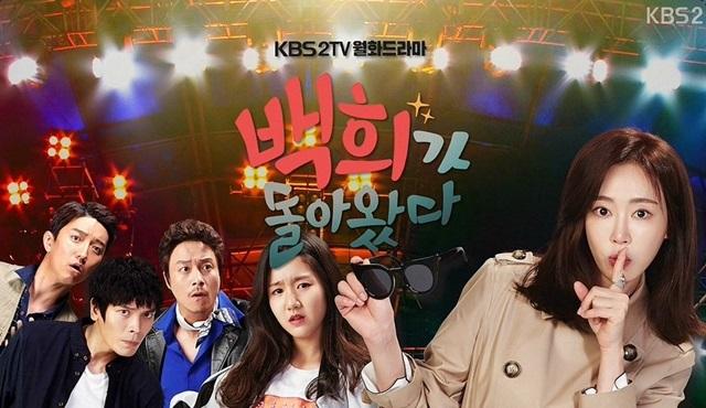 K-Drama reytingler: Mini dizi Becky's Back rüzgar gibi geçti!