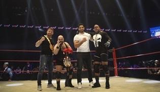 Turkish Power Wrestling İstanbul Şovu, TV'de ilk kez DMAX'te!