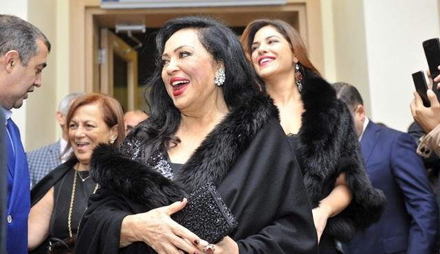 'Uzaklarda Arama' filminin Azerbaycan galası Bakü'de yapıldı!