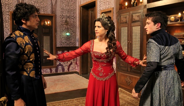 Magnificent Century Kösem: Brothers' Fight