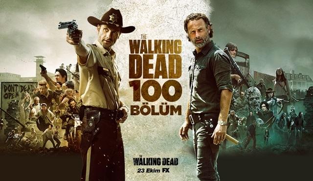 The Walking Dead sekizinci sezonu ile 23 Ekim'de FX ekranlarına geri dönüyor