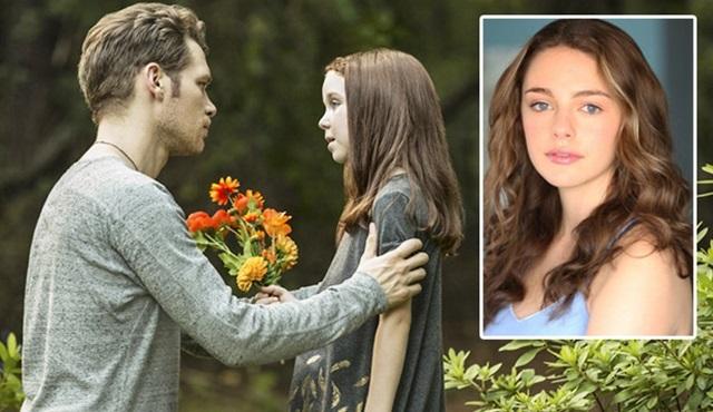 The Originals'ta Hope'un gençliğini oynayacak oyuncu belli oldu