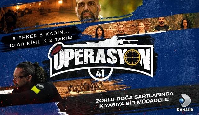 Kanal D'nin yeni programı Operasyon 41'in yayın tarihi belli oldu!