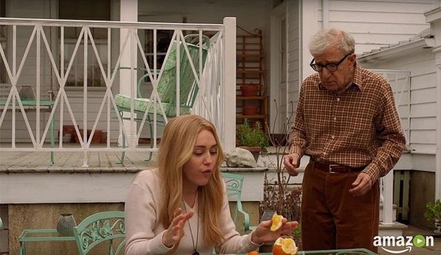 Woody Allen'ın kariyerinin ilk dizisi olan Crisis In Six Scenes'in ilk fragmanı yayınlandı