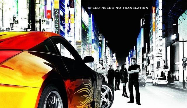 Hızlı ve Öfkeli: Tokyo Yarışı filmi atv'de ekrana geliyor!