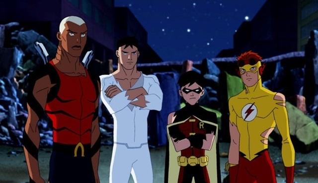 Young Justice dizisi 4. sezon onayını aldı