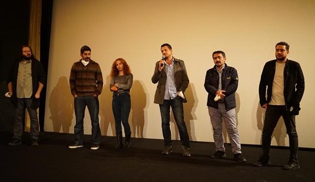 Kapan filmi ekibi seyircisinin sorularını yanıtladı!