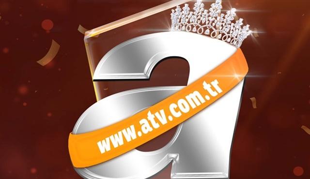 """atv'nin internet sitesi Mayıs ayında """"en çok ziyaret edilen televizyon kanalı sitesi"""" oldu!"""