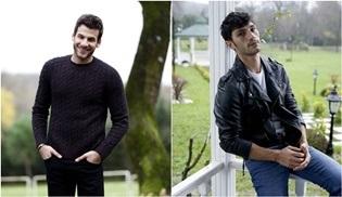 Mustafa Mert Koç ve İlhan Şen, Şahin Tepesi dizisiyle ilgi çekiyor!