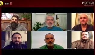Payitaht Abdülhamid oyuncuları canlı yayınla sevenleriyle buluştu!