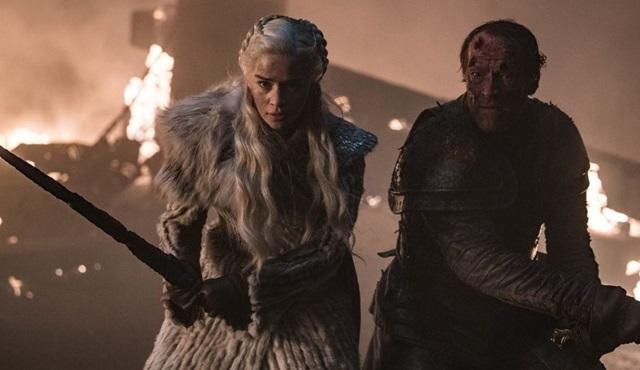 Game of Thrones kendi reyting rekorunu tazeledi
