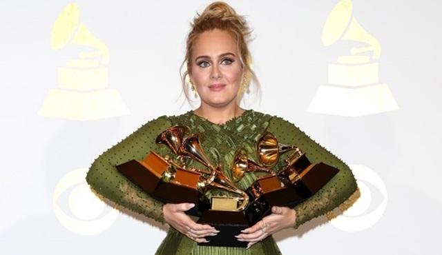 Grammy Müzik Ödülleri sahiplerini buldu!